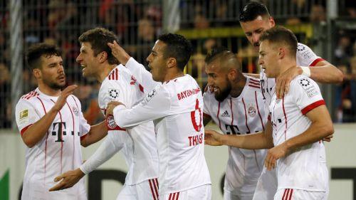 James vuelve a entrenamientos con el Bayern