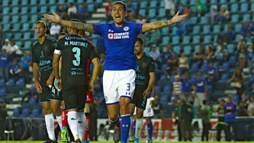 Cruz Azul vs Pumas UNAM, Liga MX 2018 — En vivo