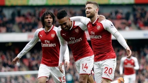 Arsenal vs Watford, Liga Premier de Inglaterra — En vivo