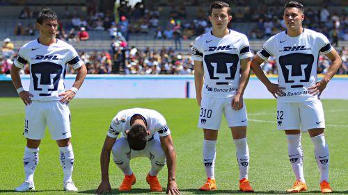 Alustiza, Acosta y Mozo se lamentan tras caer vs Toluca