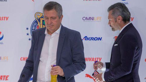 CHIVAS: Presentan a Francisco Gabriel de Anda como director deportivo de Chivas
