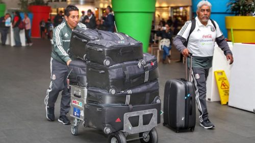 Con esta playera jugará la Selección Mexicana como visitante en el Mundial