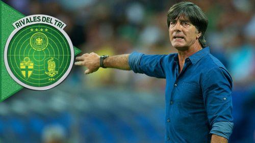 Löw da indicaciones en juego de Alemania
