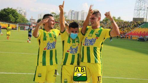 Atlético Bucaramanga golea a Alianza Petrolera en el Alfonso López