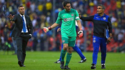 Cruz Azul cae en amistoso con Rayados