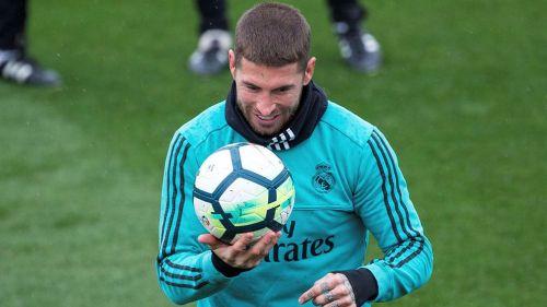 Sergio Ramos no tendrá sanción y podrá jugar la Champions