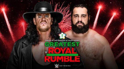 The Undertaker vuelve al ring de WWE para tener una inesperada lucha