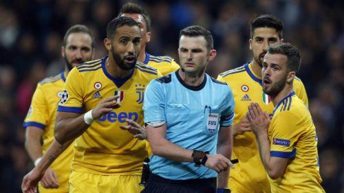 Árbitro del Real Madrid vs Juventus rompe el silencio