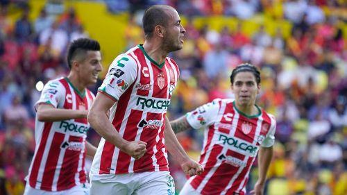 Morelia vs. Necaxa: Raúl Ruidíaz anotó de penal para 'La Monarquía'