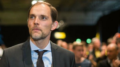 Thomas Tuchel, nuevo entrenador del Paris Saint Germain