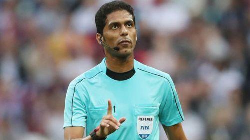 Árbitro Fahad Al Mirdasi se queda sin Mundial | Noticias
