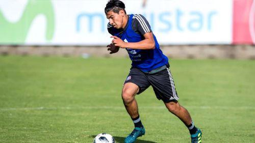 Osorio confía en que México hará un gran Mundial