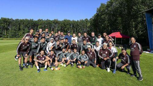 Alista Selección Mexicana último duelo amistoso