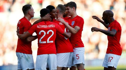 Inglaterra doblega a Costa Rica en amistoso