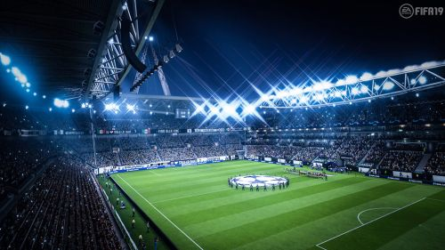EA confirma la Champions League para FIFA 19