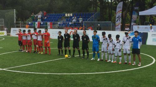 Selección Mexicana previo a su encuentro contra Corea del Sur