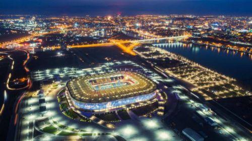 Rostov Arena, sede de la Copa del Mundo de Rusia 2018