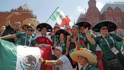 Mexicano en el Mundial homenajea a su familia fallecida en accidente