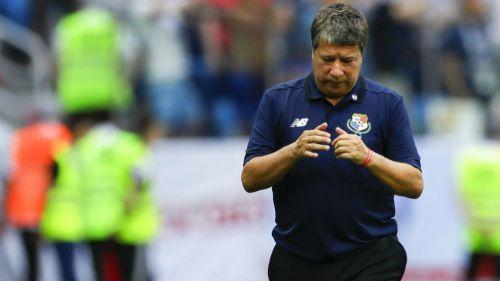 Hernán Gómez, después de la derrota de Panamá
