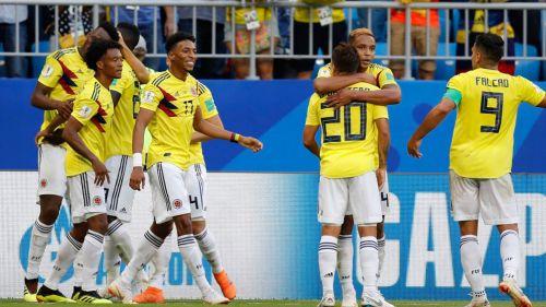 Colombia clasifica a los Octavos de Final
