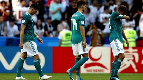 Alemania lamenta eliminación de Rusia 2018