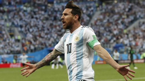 Posibles formaciones de Argentina vs Francia