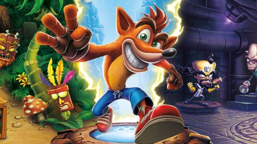 Crash Bandicoot N. Sane Trilogy ya disponible en todas las plataformas