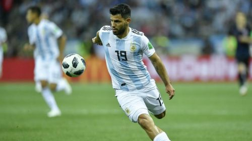 Agüero agradeció a todos, menos a Sampaoli — Argentina
