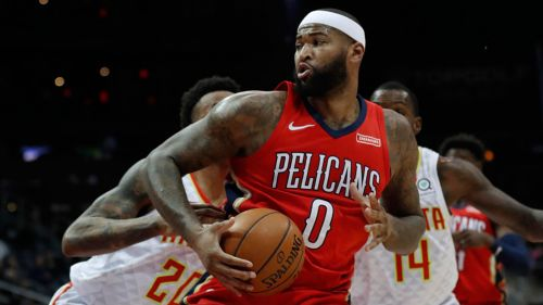 DeMarcus Cousins, a los Golden State Warriors