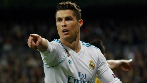 Cristiano Ronaldo dedica una anotación