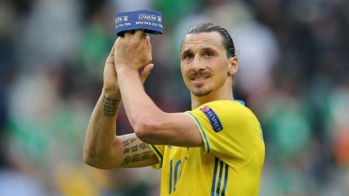 El mensaje de Ibrahimovic a Suecia tras la eliminación del Mundial