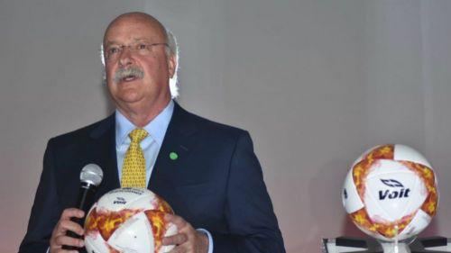 Enrique Bonilla habla en conferencia de prensa