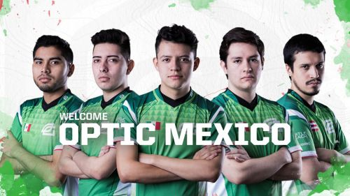 Dezonide, ChaoZ, Addvers, Sleeafer y Monkyz conforman la división mexicana de OpTic Gaming