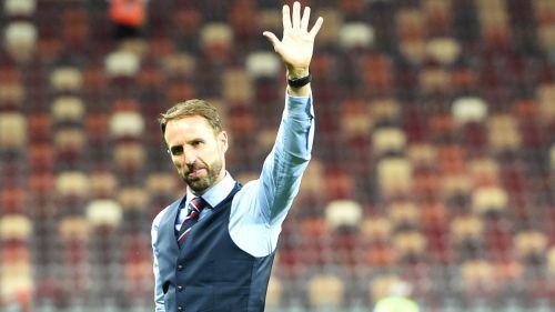 Gareth Southgate se despide de la afición de Inglaterra