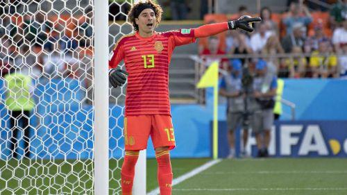 Ochoa podría ser el mejor portero de Rusia 2018