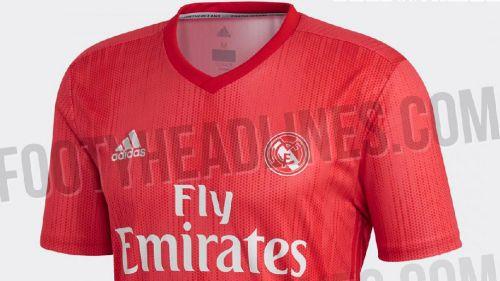 96e6f3c42 Filtran posible tercer uniforme del Real Madrid