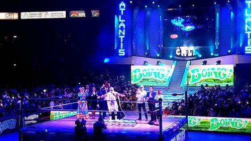 Atlantis festeja 35 años de carrera profesional