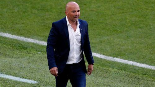 Sampaoli dejó de ser el DT de Argentina