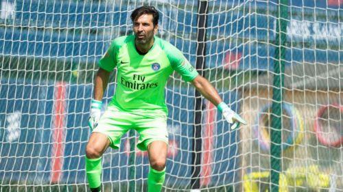 Con amargo debut, Gigi fue titular en derrota del PSG