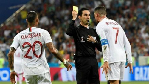 César Ramos explica lo sucedido con Cristiano Ronaldo