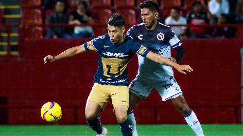 Las declaraciones de Felipe Mora antes de empezar la temporada con Pumas