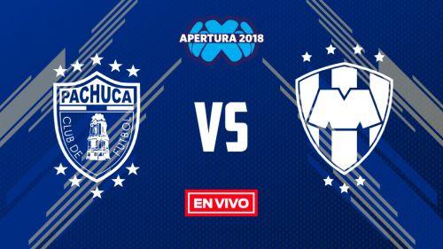 EN VIVO y EN DIRECTO: Pachuca vs Monterrey