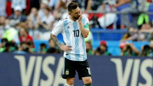 Deportivo: Qué se dijeron Messi y Sampaoli tras la derrota ante Croacia