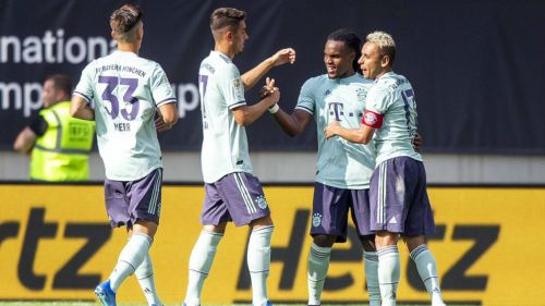 El Bayern remontó cuando se fue Buffon