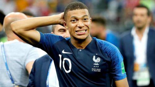La lesión que Mbappé ocultó en Rusia 2018 para poder jugar — Impresionante