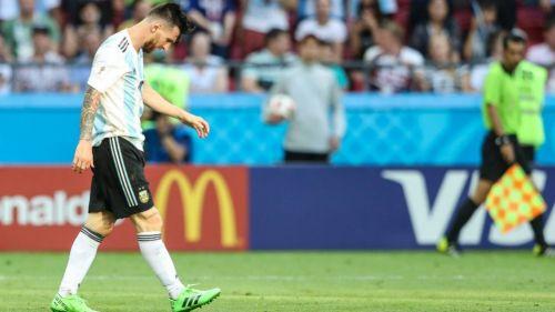 Messi no es ejemplo de nada, se los garantizo
