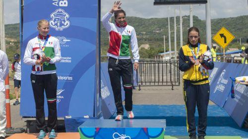 Atletas mexicanos cierran con brillante actuación en Barranquilla 2018