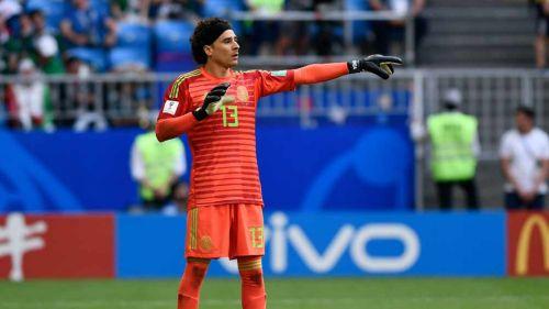 La postura y decisión que ha tomado Standard de Lieja con Ochoa