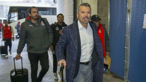 José Luis Higuera es el nuevo director general de Chivas