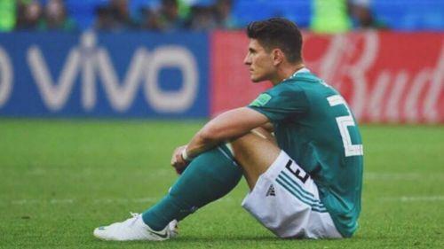 Mario Gómez anuncia su marcha de la selección alemana